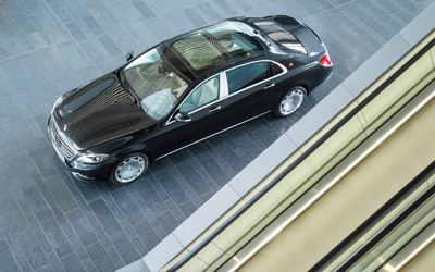2015 Mercedes-Maybach S600 [8] wallpaper
