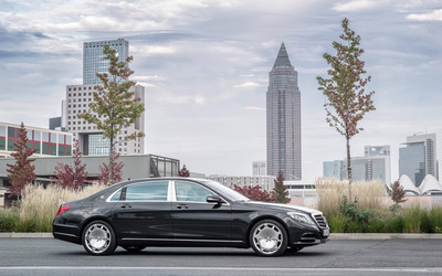 2015 Mercedes-Maybach S600 [12] wallpaper