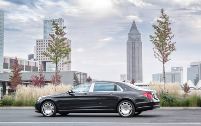 2015 Mercedes-Maybach S600 [11] wallpaper