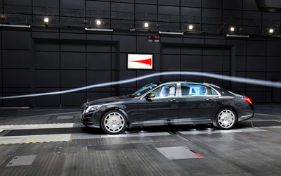 2015 Mercedes-Maybach S600 [23] wallpaper