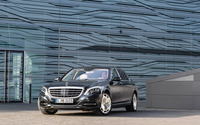 2015 Mercedes-Maybach S600 [19] wallpaper 2560x1600 jpg