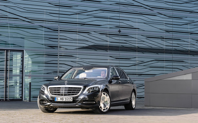 2015 Mercedes-Maybach S600 [19] wallpaper