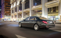 2015 Mercedes-Maybach S600 [9] wallpaper 2560x1600 jpg