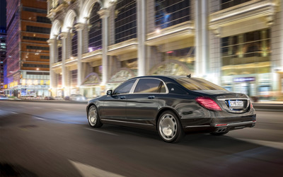 2015 Mercedes-Maybach S600 [9] wallpaper