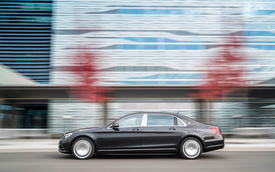 2015 Mercedes-Maybach S600 [29] wallpaper