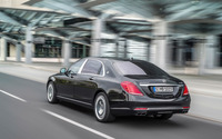 2015 Mercedes-Maybach S600 [26] wallpaper 2560x1600 jpg