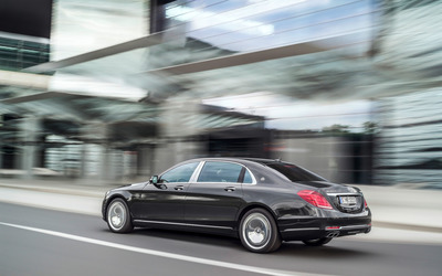2015 Mercedes-Maybach S600 [28] wallpaper