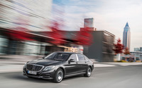 2015 Mercedes-Maybach S600 [20] wallpaper 2560x1600 jpg