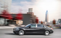 2015 Mercedes-Maybach S600 [25] wallpaper 2560x1600 jpg