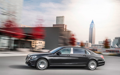 2015 Mercedes-Maybach S600 [25] wallpaper