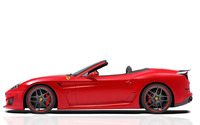2015 Novitec Rosso Ferrari California convertible wallpaper 2560x1600 jpg