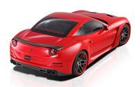 2015 Novitec Rosso Ferrari California top view wallpaper 2560x1600 jpg