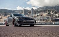 2015 Prior Design Nissan GT-R front far view wallpaper 2560x1600 jpg
