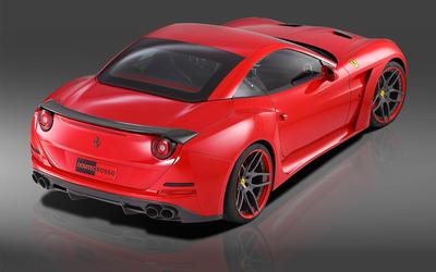 2015 Red Novitec Rosso Ferrari California [2] wallpaper