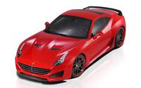 2015 Red Novitec Rosso Ferrari California top view [2] wallpaper 2560x1600 jpg