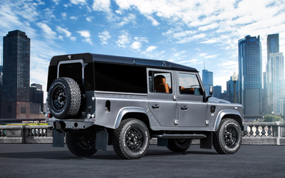 2015 Startech Land Rover Sixty8 back side view wallpaper