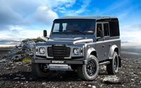 2015 Startech Land Rover Sixty8 in the mountains wallpaper 2560x1600 jpg