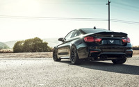 2015 Vorsteiner BMW M4 back view wallpaper 1920x1080 jpg
