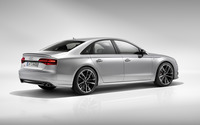 2016 Audi S8 back side view wallpaper 2560x1600 jpg
