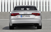 2016 Audi S8 back view wallpaper 2560x1600 jpg
