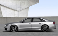 2016 Audi S8 side view wallpaper 2560x1600 jpg