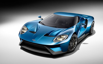 Ford GT [6] wallpaper
