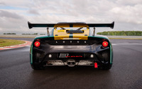 2016 Lotus 3-Eleven back view close-up wallpaper 2560x1600 jpg