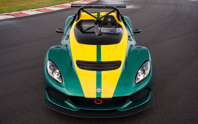 2016 Lotus 3-Eleven front view wallpaper