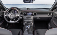 2017 Mercedes-AMG SLC 43 dashboard wallpaper 3840x2160 jpg