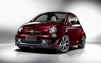 Abarth 695 Maserati Edition wallpaper 1920x1200 jpg
