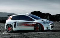 Abarth Fiat Grande Punto wallpaper 1920x1200 jpg