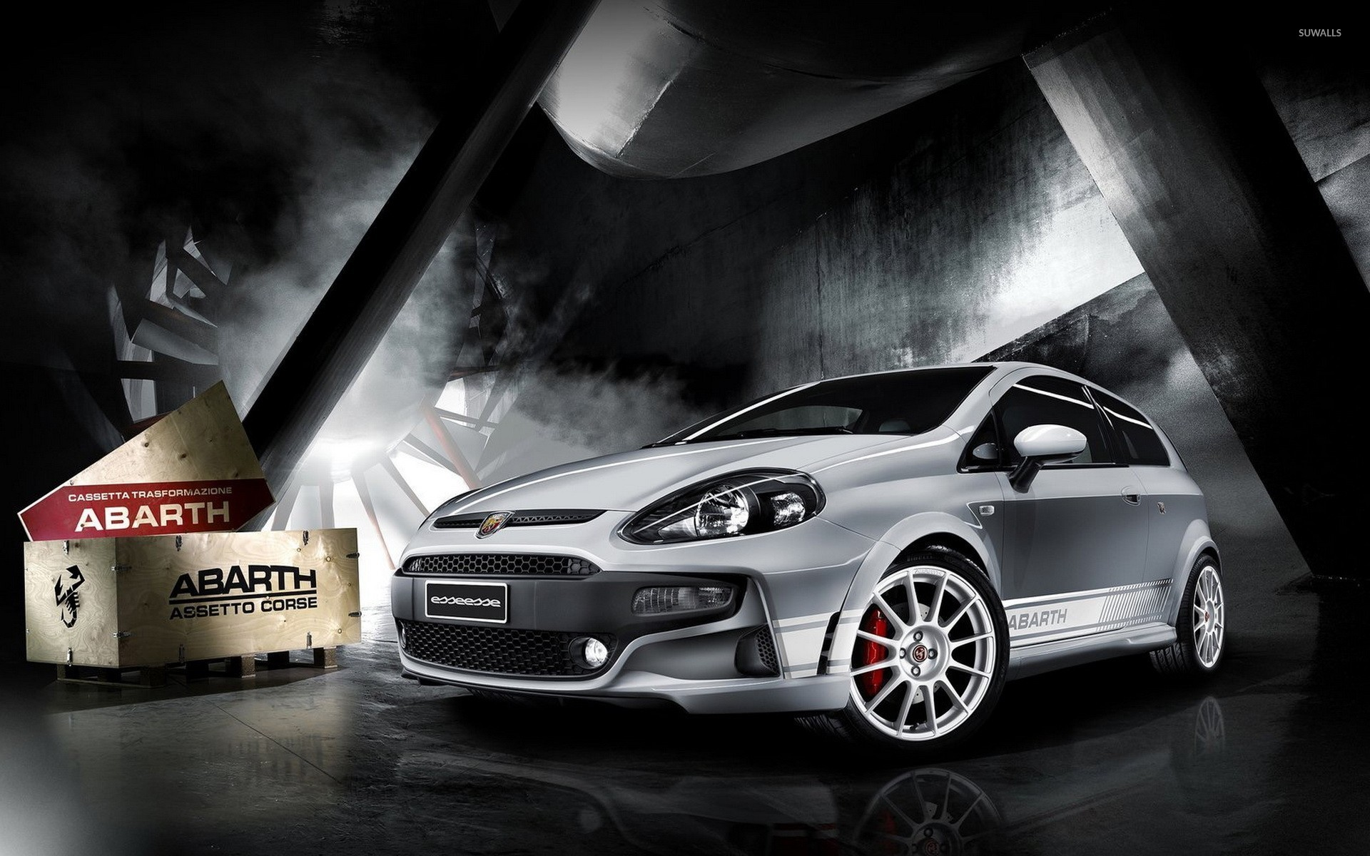 Abarth Fiat Punto Wallpaper Car Wallpapers 8430