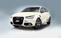 ABT Audi A1 [2] wallpaper 1920x1200 jpg