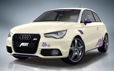 ABT Audi A1 [3] wallpaper