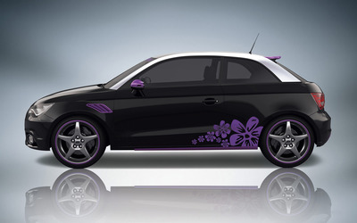 ABT Audi A1 [4] wallpaper
