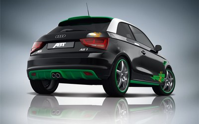 ABT Audi A1 wallpaper