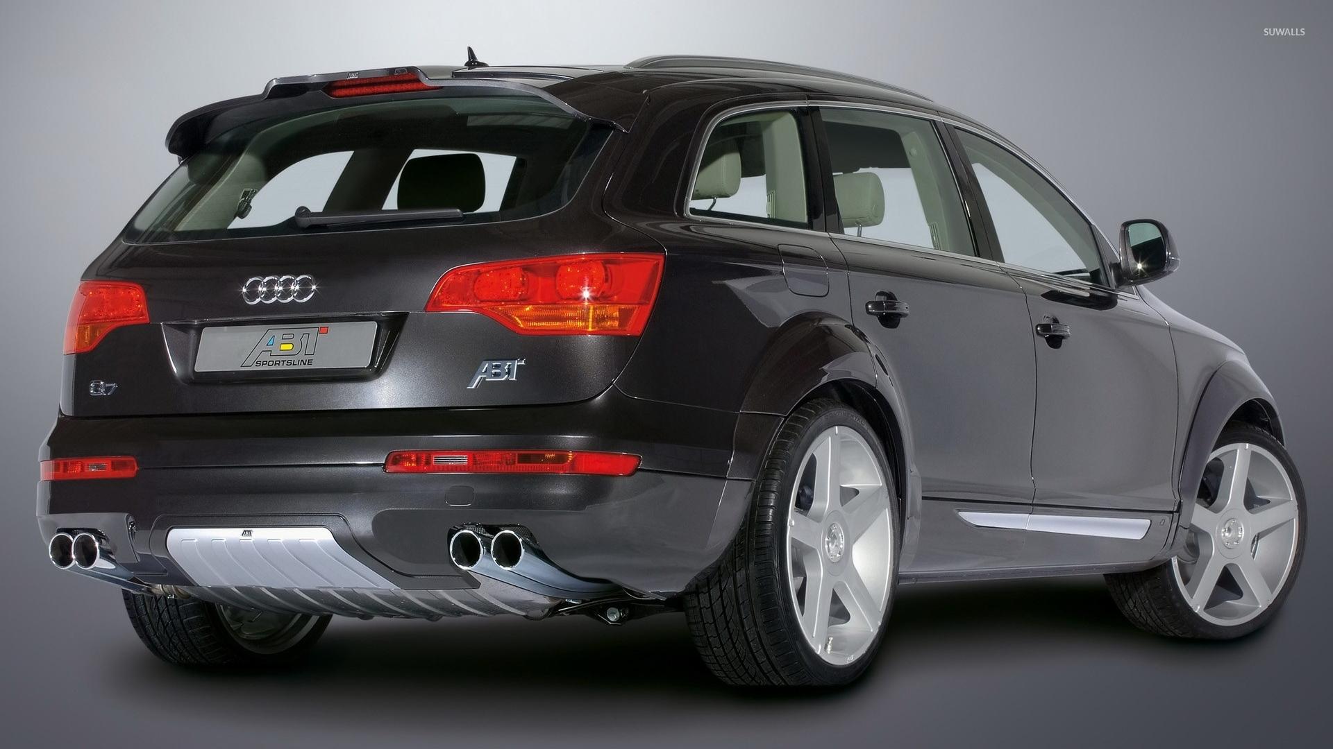 Abt Audi Q7 2 Wallpaper Car Wallpapers 5788