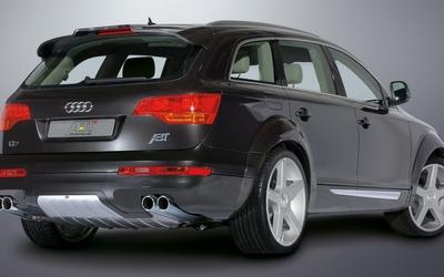 ABT Audi Q7 [2] wallpaper