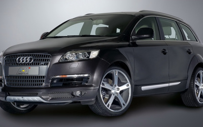 ABT Audi Q7 wallpaper