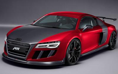 ABT Audi R8 GT wallpaper