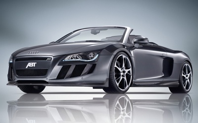 ABT Audi R8 Spyder wallpaper