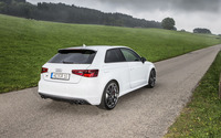 ABT Audi RS 6 quattro back side view wallpaper 2560x1600 jpg