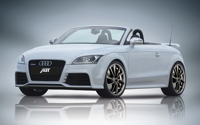 ABT Audi TT RS convertible wallpaper