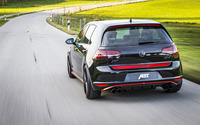 ABT Volkswagen Golf Mk7 VS4 back view wallpaper 2560x1600 jpg