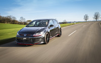 ABT Volkswagen Golf Mk7 VS4 on the road wallpaper 2560x1600 jpg