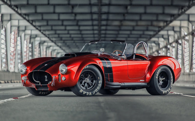 AC Cobra wallpaper