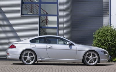 AC Schnitzer BMW 6 Series side view wallpaper