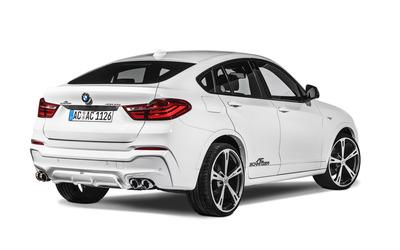 AC Schnitzer BMW X4 [8] wallpaper