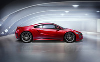 Acura NSX [5] wallpaper 2560x1440 jpg