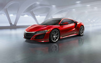 Acura NSX wallpaper 2560x1440 jpg